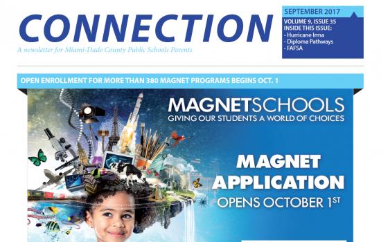 Connection Newsletter – September 2017