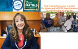 School Board Member Susie V. Castillo's