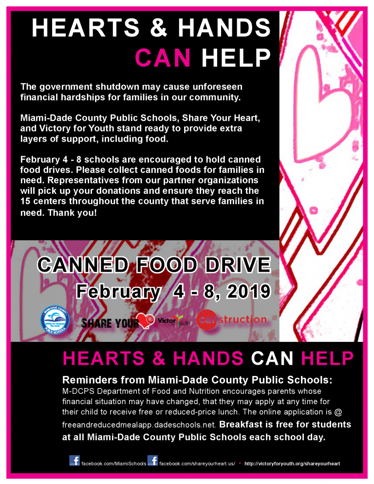 Canned_Food_Drive_Flier